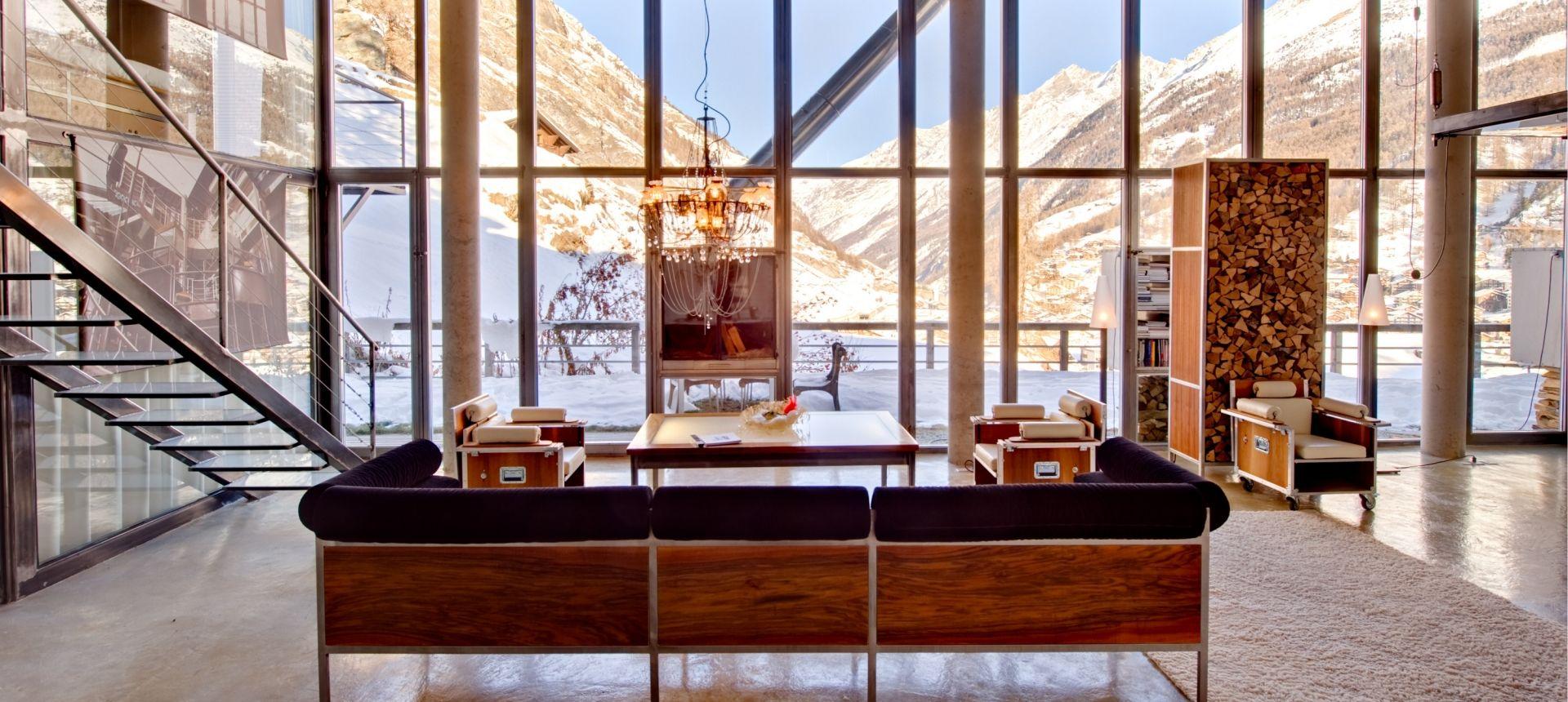 5 Design Lofts Penthouses Zwitserland Reizen Nobeach